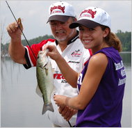 Snag a fishing scholarship parenting for college for Bass fishing scholarships