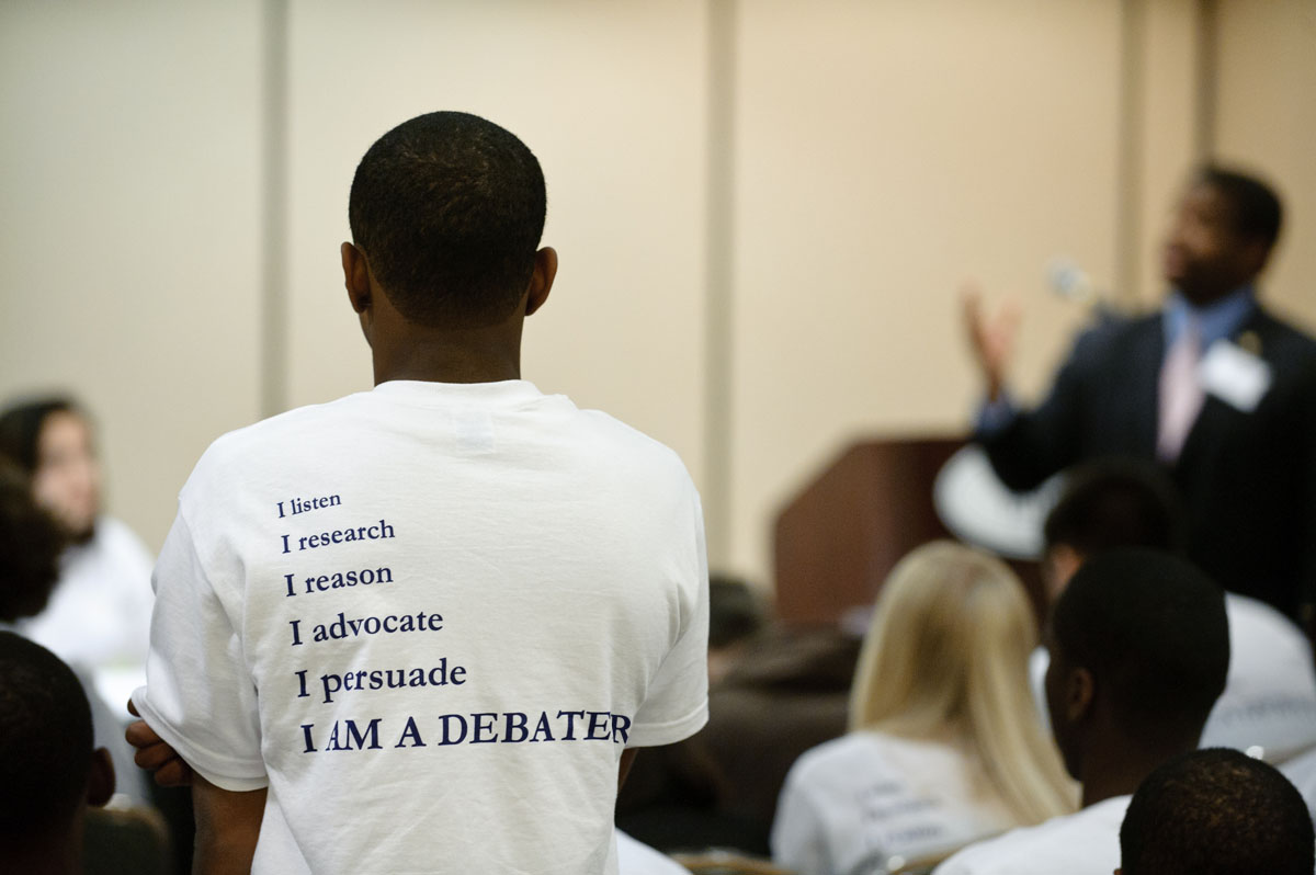 Image result for high school students debating