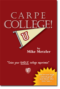 Review and Book Giveaway: Carpe College!